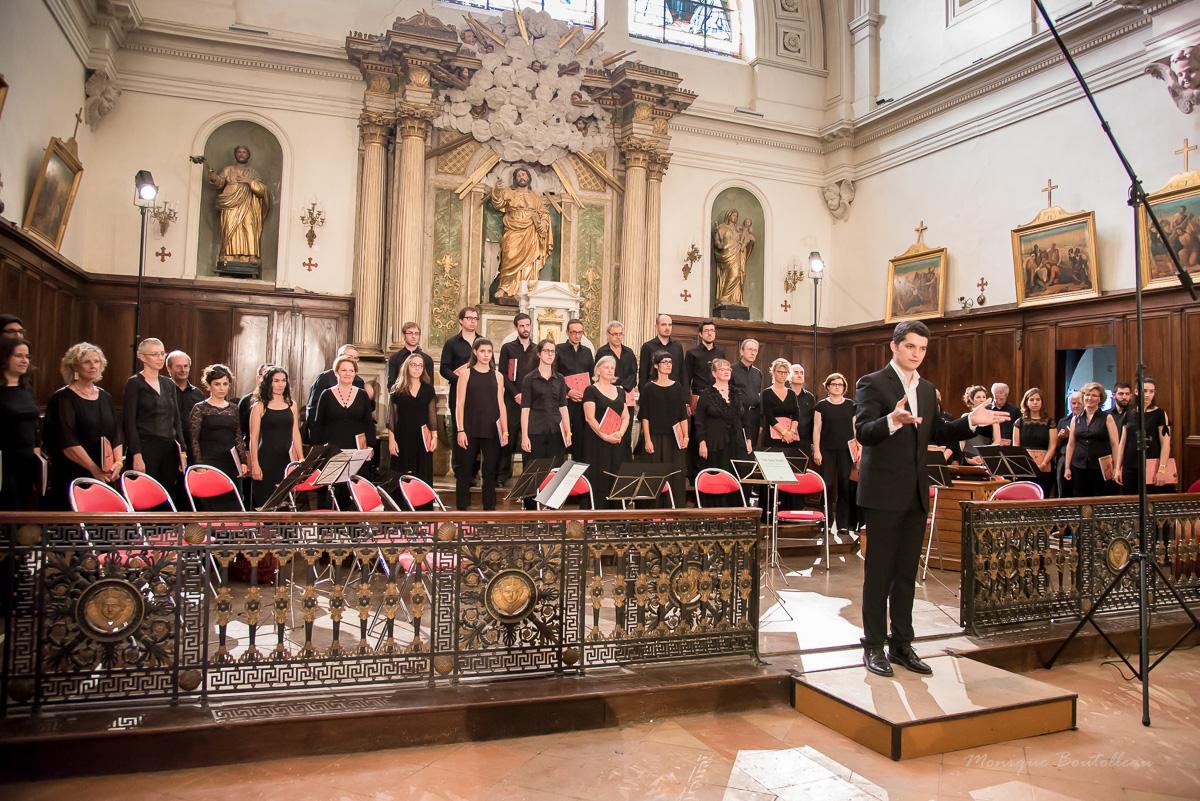 Bach Zum Mitsingen et Ensemble Baroque de Toulouse